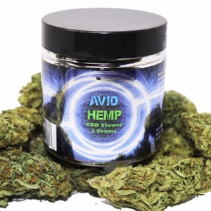CBD Hemp Flower By Avid Hemp