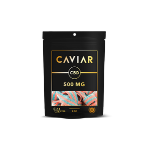 TX Candy Caviar - Cotton Candy Sour Belts