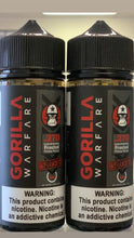 Load image into Gallery viewer, Gorilla Warfare - 120ML