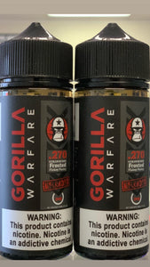 Gorilla Warfare - 120ML