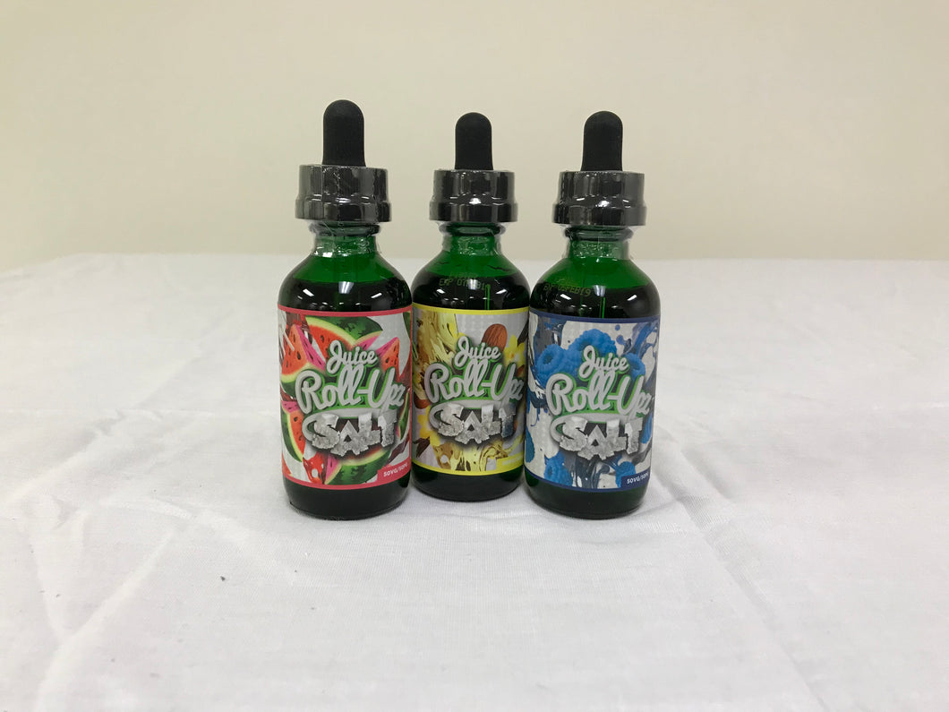 Juice Roll Upz Salt Premium E-Juice 60ML