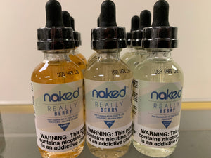 Naked100 E-Liquid 60ML