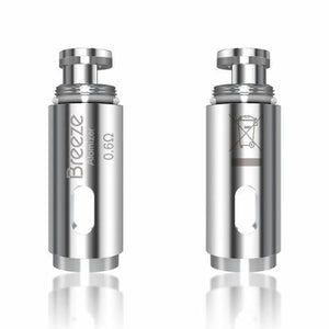 Aspire Breeze Atomizer Coil 5 Pack