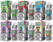 Load image into Gallery viewer, Cloud Nurdz E-Liquid 100ml