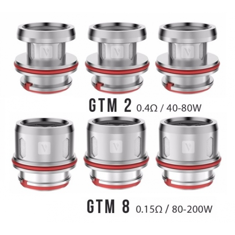 Vaporesso GTM Replacement Coils For Cascade Tank