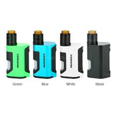 WISMEC LUXOTIC DF BOX 200W STARTER KIT WITH GUILLOTINE V2 RDA
