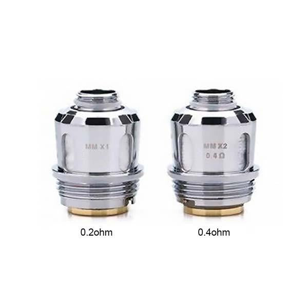 Geek Vape ALPHA MeshMallow Vape Replacement Coils (3-Pack)