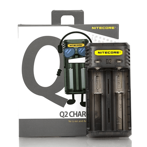 Nitecore Q2 2-Slot Universal Battery Charger