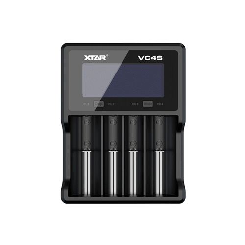 XTAR VC4S Battery Charger