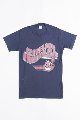 BUHO Vintage Cleveland Indians Tee Sports Tees