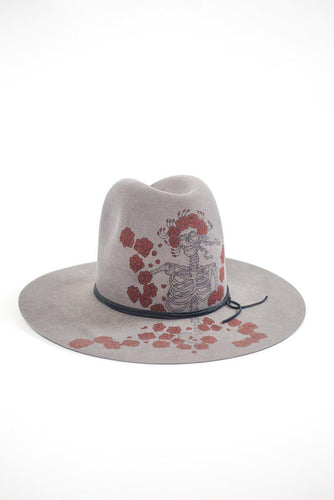BUHO Vintage Grateful Dead American Beauty Hat Hats