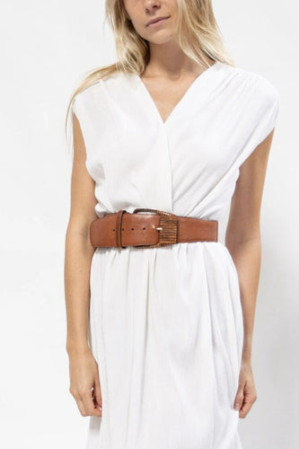 BUHO Vintage Leather Waist Belt Accessories