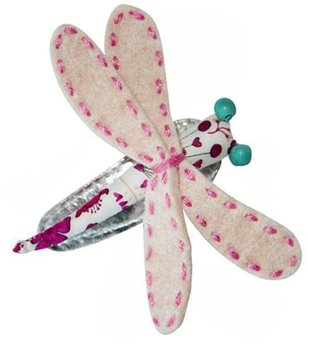 Everbloom Dragonfly Clip Clips OS Natural