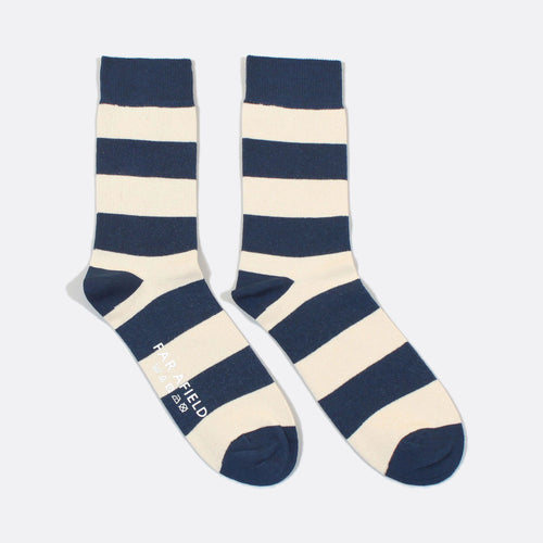 Far Afield Bold Stripe Socks Socks
