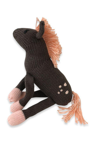 Finn and Emma Rattle Buddy - Molly the Horse Toys