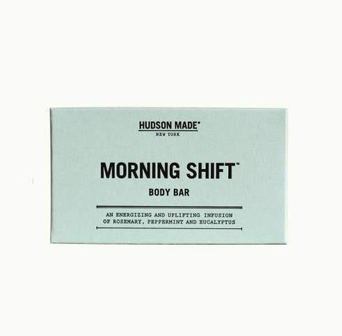 Hudson Made-Morning Shift Body Bar Soap-BUHO
