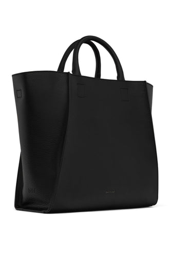 MATT & NAT-Loyal Dwell Tote Bag - Black-BUHO