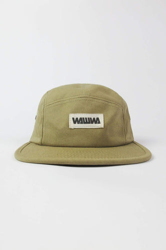Wawwa Sand 5 Panel Cap Hats