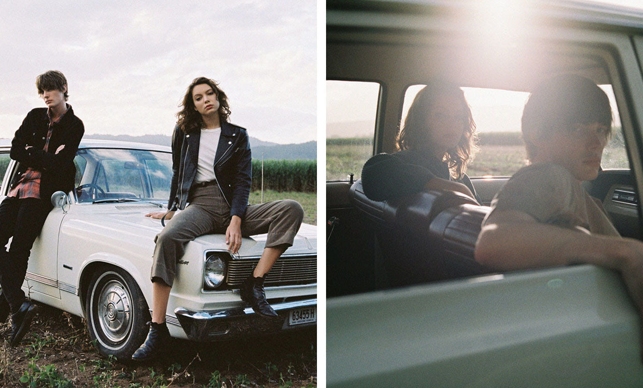 Thrills ethical clothing for men and women | BUHO