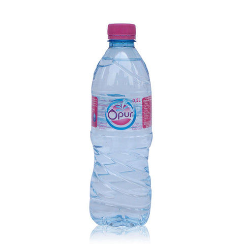 Opur mineral water