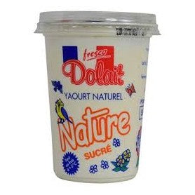 DOLAIT plain yogurt