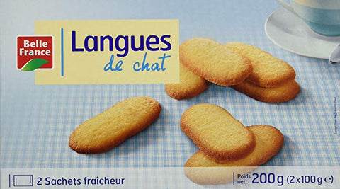 Langues de chat Belle France