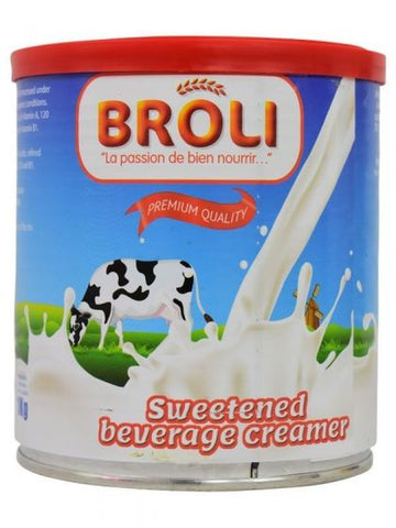 BROLI concentrated liquid milk