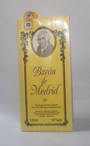 Baron de Madrid
