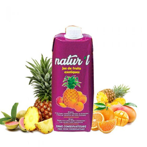 Exotic fruit juice Natur'l