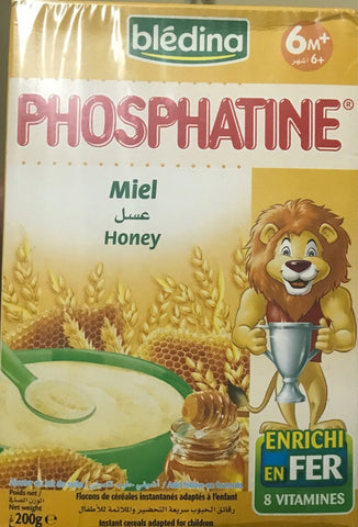 Phosphatine honey