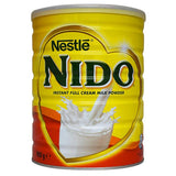 Canned milk