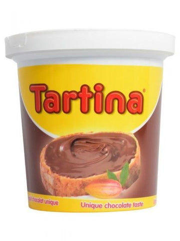 Chocolate spread Tartina