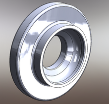 Load image into Gallery viewer, Elise - track day bearing clamp set