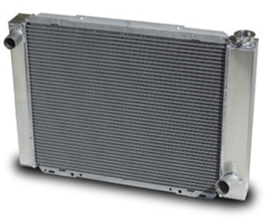 Aluminium Two Core Radiator