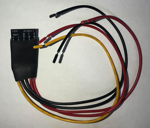 Fog Light Module ( IVA Requirement )