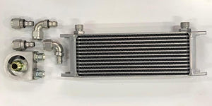 Complete oil cooler kit - std