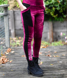 Lightwalker Leggings of Stamina- Sanguine