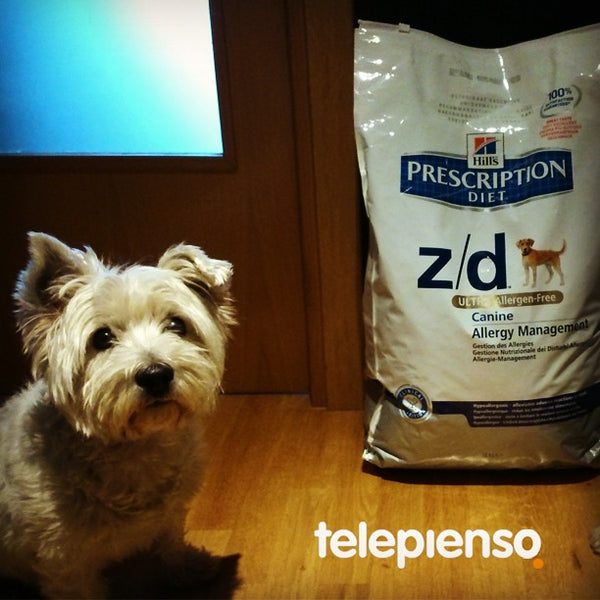 Hill's Prescription Diet Canine z/d ULTRA Allergen-Free