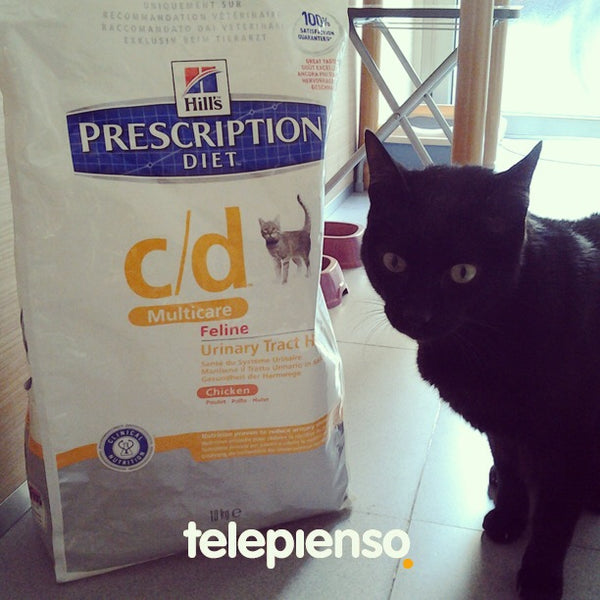 Hill's Prescription Diet Feline c/d Multicare with Chicken