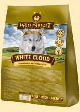 Wolfsblut White Cloud High Energy