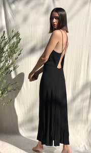 Low Back Detail Dress
