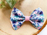 Midnight Blue Penelope Bow