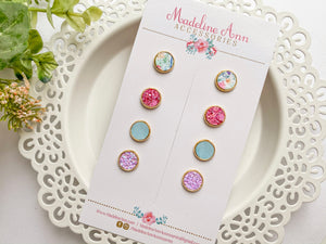 Springtime Earring Collection
