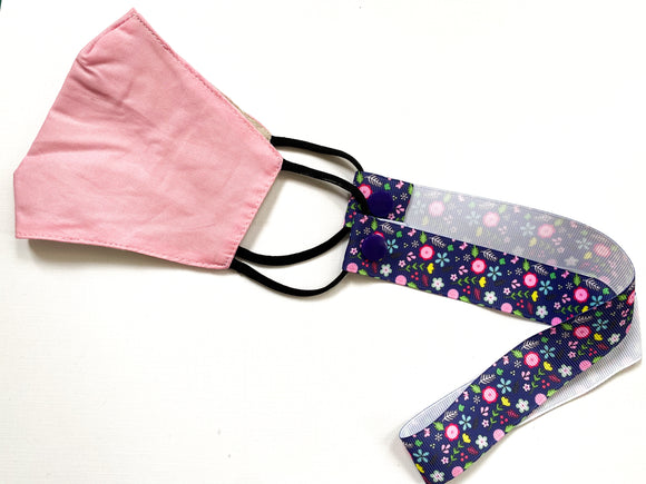Ribbon Lanyard for Masks