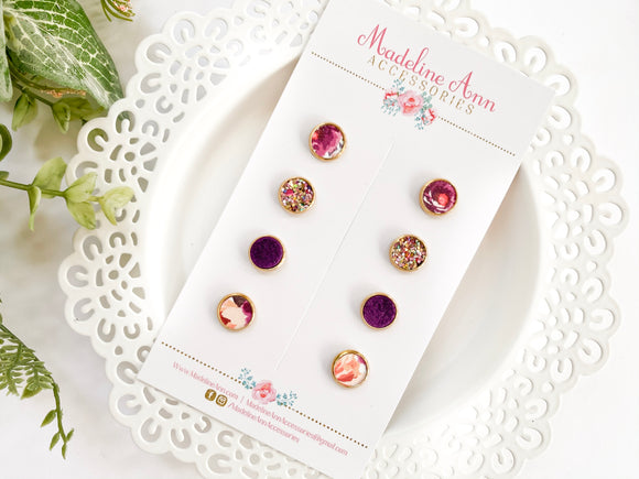 Autumn Harvest Earring Collection
