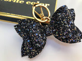 Bright as Midnight ~ Glitter Purse Charms