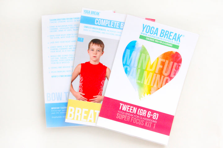 ***SALE*** YogaBREAK Kit - Ages 10-12