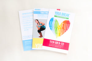 YogaBREAK Kit - Ages 13-18
