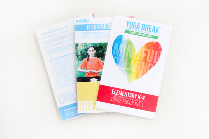 ***SALE*** YogaBREAK Kit - Ages 6-10
