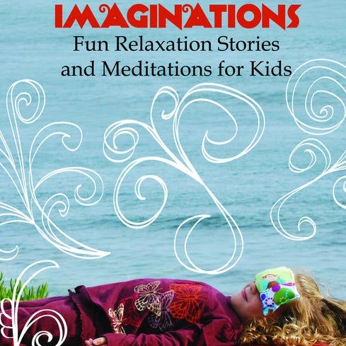 Imaginations Relaxation Stories - Book